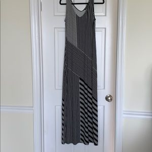 Tommy Bahama striped maxi dress. XXS. EUC